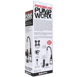 Pump Worx Deluxe Vibrating Power Pump 11 Product Image