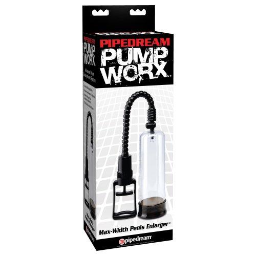 Pump Worx Max-Width Penis Enlarger 4 Product Image