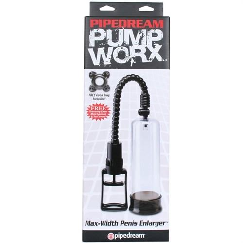Pump Worx Max-Width Penis Enlarger 8 Product Image
