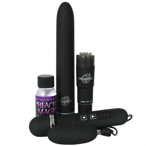 Black Magic Velvet Touch Pleasure Kit 1 Product Image