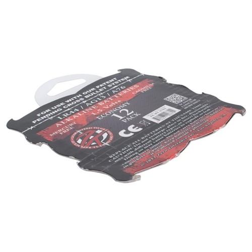Crossbones - Alkaline LR44  Batteries - 12 pack 3 Product Image