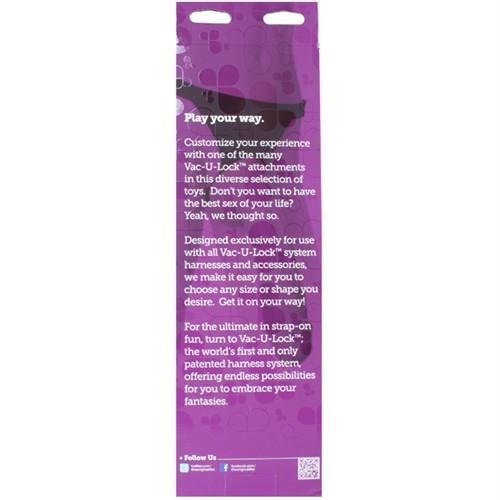 "Vac-U-Lock Hung 12.5"" - Cream 11 Product Image"