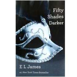 Fifty Shades Darker: Book Two of the Fifty Shades Trilogy 1 Product Image