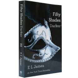 Fifty Shades Darker: Book Two of the Fifty Shades Trilogy 2 Product Image
