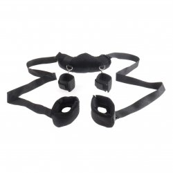 Fetish Fantasy Position Master with Cuffs Set 7 Product Image
