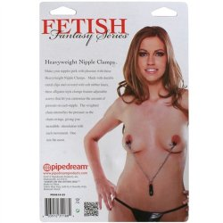 Fetish Fantasy Heavyweight Nipple Clamps 12 Product Image