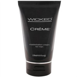 Wicked Masturbation Creme - 4 oz. 1 Product Image