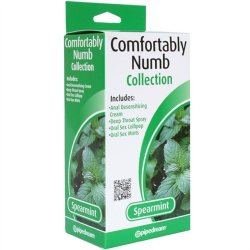 Comfortably Numb Pleasure Collection - Spearmint 8 Product Image