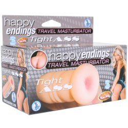 Happy Endings Travel Tight Ass - Flesh 9 Product Image