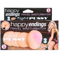Happy Endings Travel Pussy - Flesh 9 Product Image