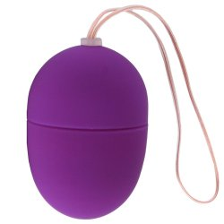 Shots Toys: Small Vibrating Egg - Purple 3 Product Image