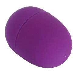 Shots Toys: Small Vibrating Egg - Purple 5 Product Image