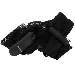 Fetish Fantasy Limited Edition Remote Control Vibrating Panty - Plus Size 3 Product Image