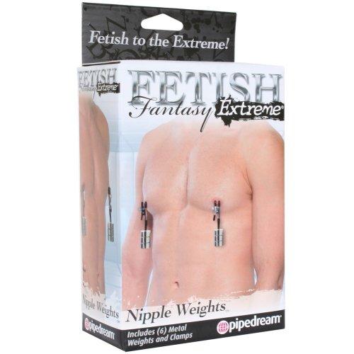 Fetish Fantasy Extreme Nipple Weights 12 Product Image