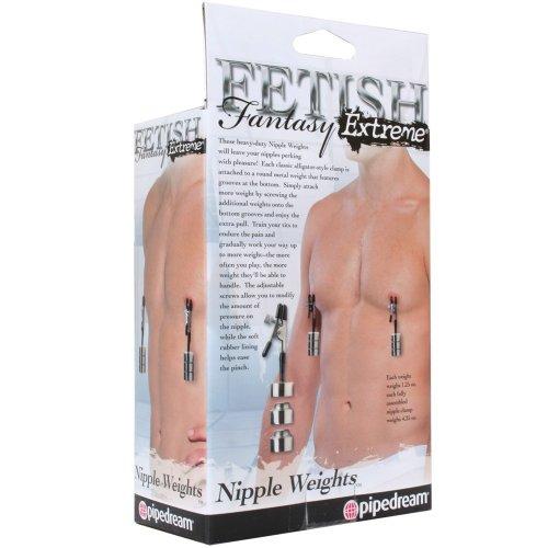 Fetish Fantasy Extreme Nipple Weights 14 Product Image