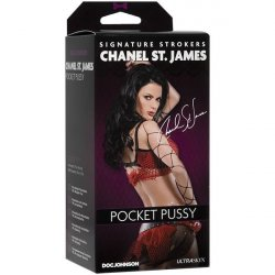 Chanel St. James Kiss My Lips UR3 Pocket Pussy 3 Product Image