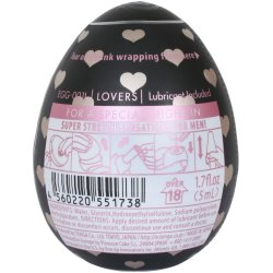 Limited Edition Tenga Egg - Lovers 2 Product Image