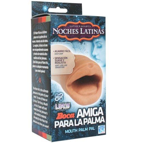 Noches Latinas: UR3 Boca Amiga Para La Palma - Mouth Palm Pal 12 Product Image