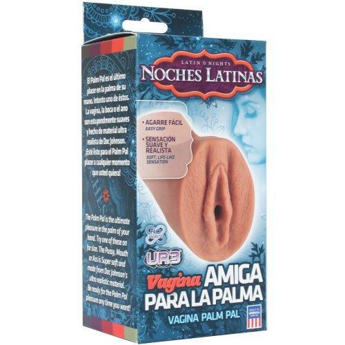 Noches Latinas: UR3 Vagina Amiga Para La Palma - Vagina Palm Pal 11 Product Image