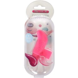 Play with Me: Waterproof Finger Vibe - Pink 12 Product Image