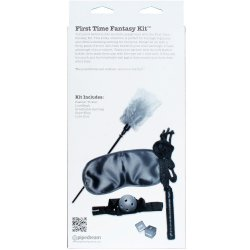 Fetish Fantasy Limited Edition First Time Fantasy Kit 9 Product Image