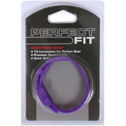 Perfect Fit: Speed Shift Erection Ring - Purple 11 Product Image