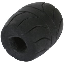 "Perfect Fit: SilaSkin 2"" Ball Stretcher - Black 2 Product Image"