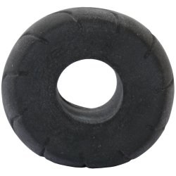 "Perfect Fit: SilaSkin 2"" Ball Stretcher - Black 5 Product Image"