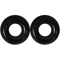 Stay Hard: Oversized Donut Rings - 2 pack 1 Product Image