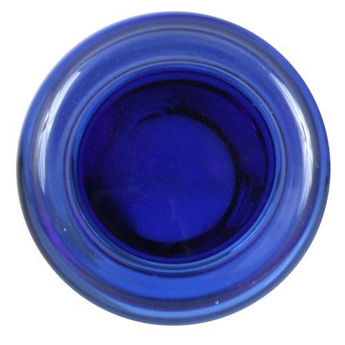 Crystal Premium Glass - Small Plug - Blue 6 Product Image