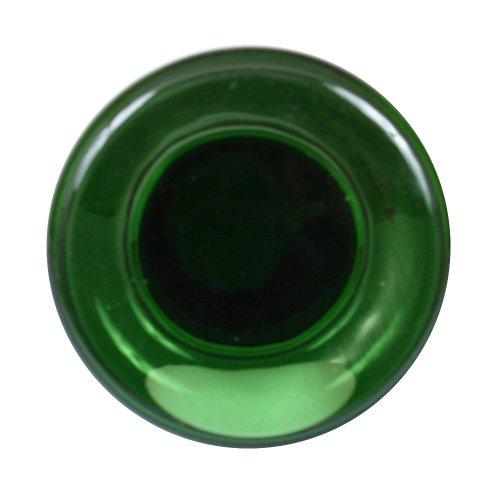 Crystal Premium Glass - Medium Plug - Green 6 Product Image