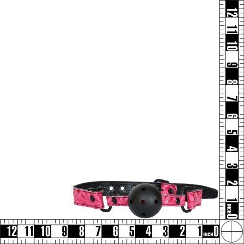 Sinful Ball Gag - Pink 6 Product Image