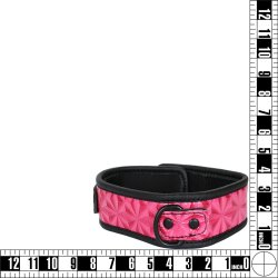 Sinful Collar & Leash - Pink 8 Product Image