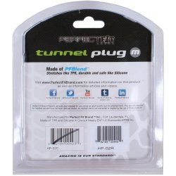 Perfect Fit: Tunnel Plug Medium - Red 10 Product Image