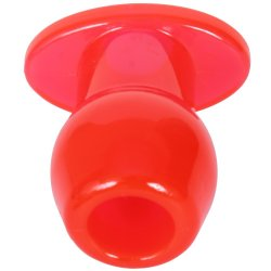 Perfect Fit: Tunnel Plug Medium - Red 4 Product Image