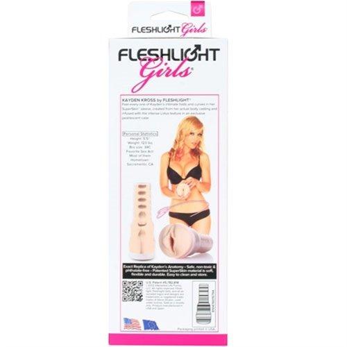 Fleshlight Girls - Lotus - Kayden Kross 18 Product Image