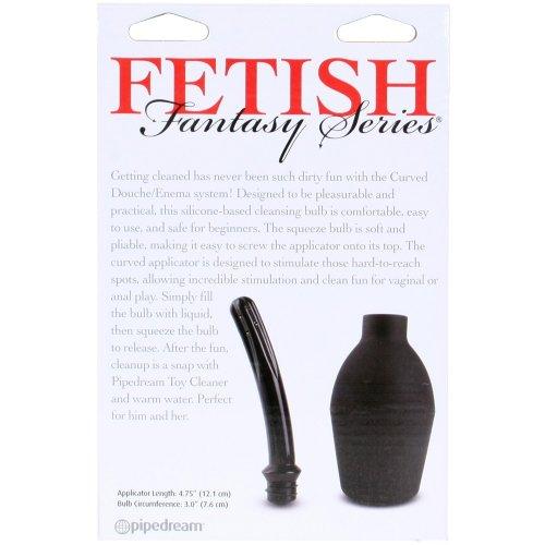 Fetish Fantasy Curved Douche/Enema 10 Product Image