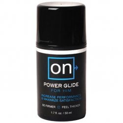 Sensuva ON Power Glide for Him - 1.7 oz. Product Image