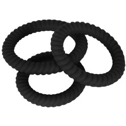 Ram Ultra Cocksweller - Black 3 pack 6 Product Image