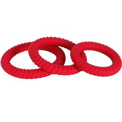 Ram Ultra Cocksweller - Red 3 pack 4 Product Image
