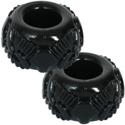 Perfect Fit: Tribal Son Ram Ring - 2 pack 3 Product Image
