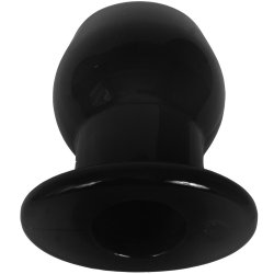 Perfect Fit: Tunnel Plug XL - Black 6 Product Image