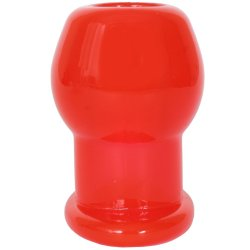 Perfect Fit: Tunnel Plug XL - Red 2 Product Image