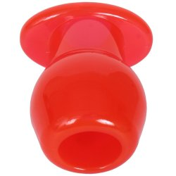 Perfect Fit: Tunnel Plug XL - Red 4 Product Image
