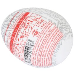 Limited Edition Tenga Egg - Keith Haring - Party 4 Product Image