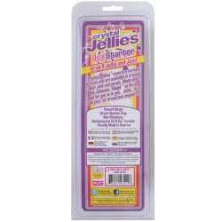 Crystal Jellies Anal Starter - Purple 11 Product Image