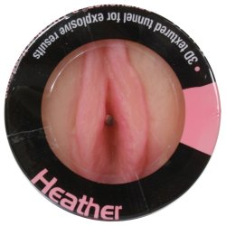 Penthouse Cyberskin Pop-A-Pussy - Heather Vandeven 5 Product Image