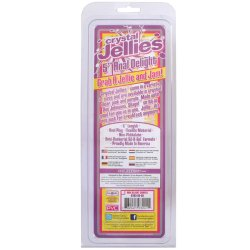 Crystal Jellies Anal Delight - Purple 9 Product Image