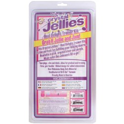 Crystal Jellies Anal Delight Trainer Kit - Pink 8 Product Image
