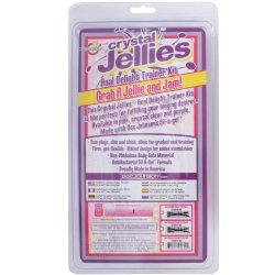 Crystal Jellies Anal Delight Kit - Purple 8 Product Image